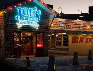 Joe's Fish Shack